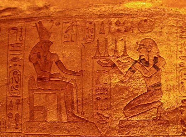 egypt-abu-simbel-interior-relief
