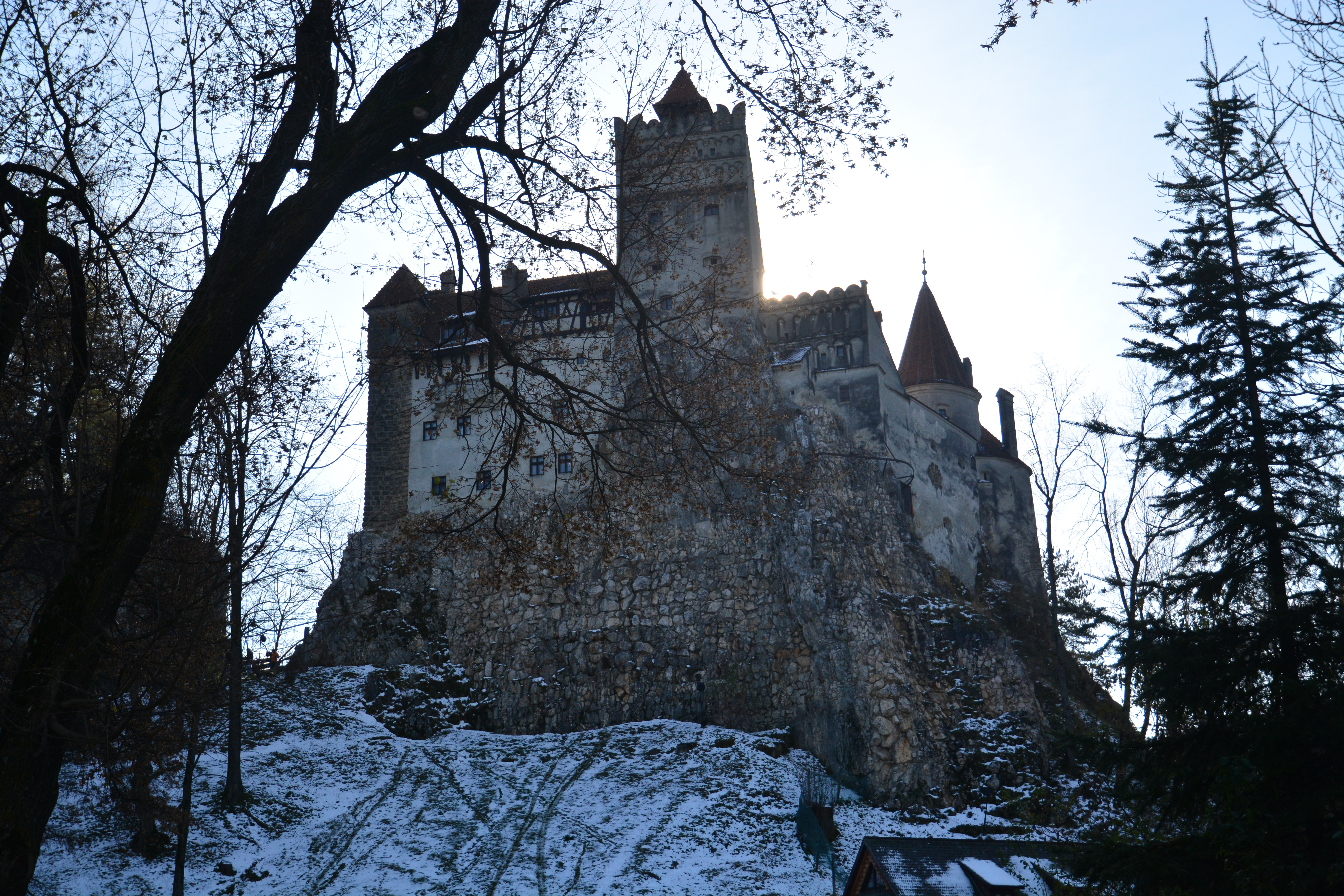 Bran Castle – The land of Dracula