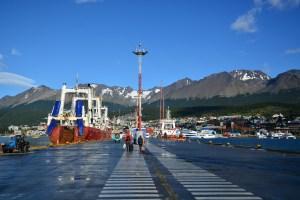 Return Voyage back to Ushuaia