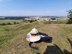 Hertfordshire rolling hills