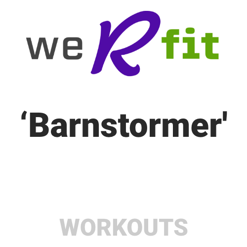 CrossFit Barnstormer Workout