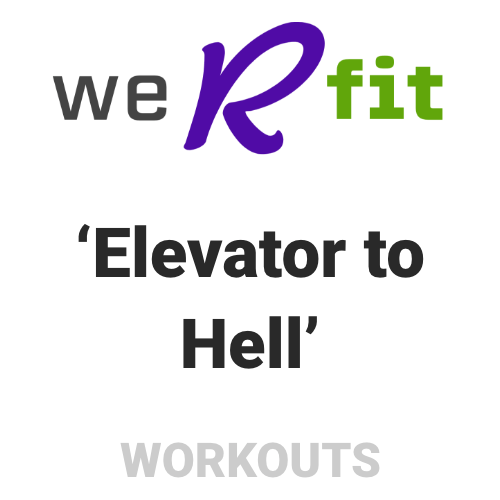 CrossFit Elevator to Hell Workout
