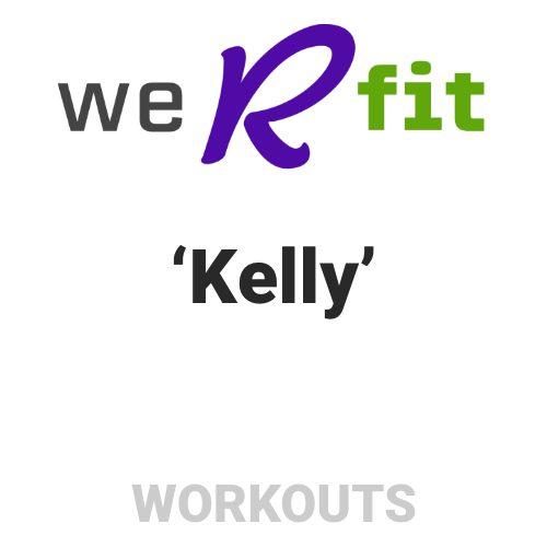 CrossFit Kelly Workout