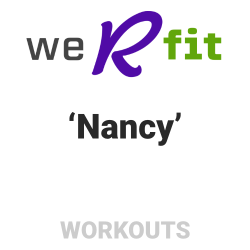 CrossFit Nancy Workout