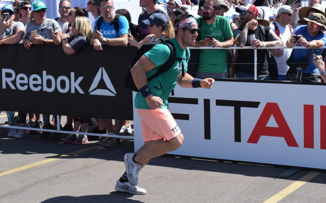 Jeffrey Adler: 2019 CrossFit Games Athlete