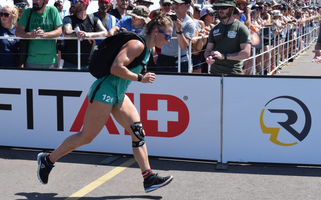Carol-Ann Reason-Thibault: 2019 CrossFit Games Athlete