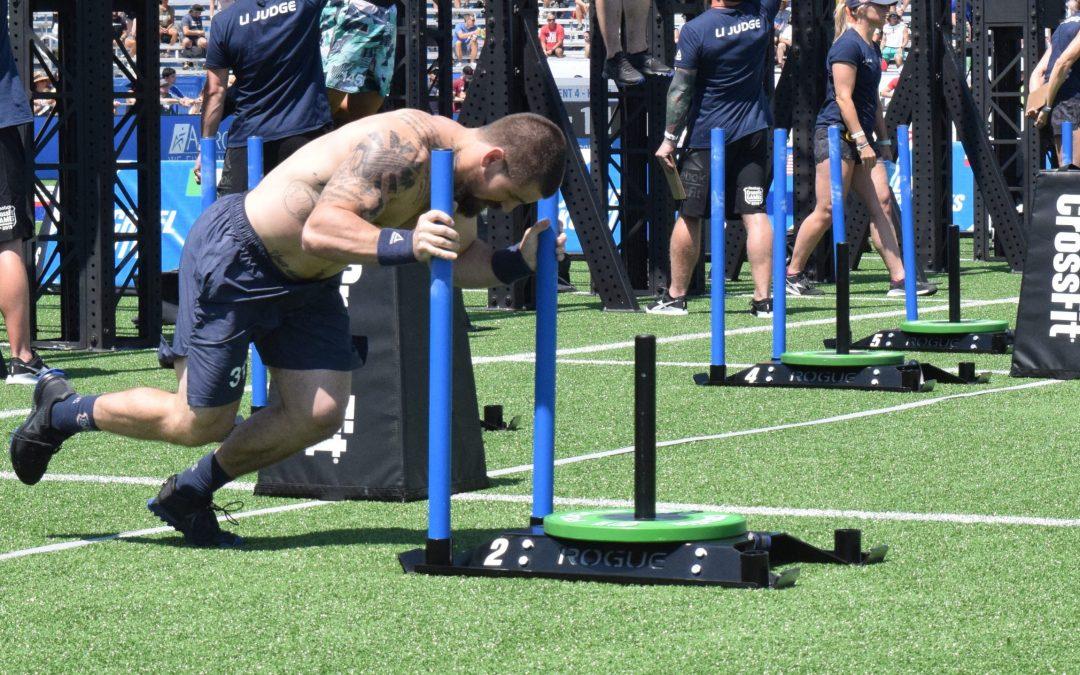 Matt Mcleod: 2019 CrossFit Games Athlete