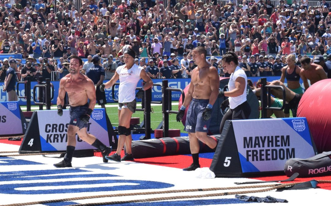 Watch CrossFit Mayhem and Rich Froning host their first Sanctional, the Mayhem Classic, this weekend.