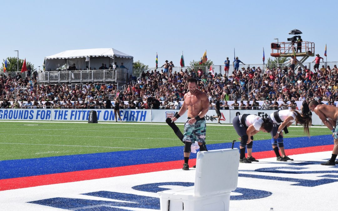 CrossFit Mayhem Freedom with Rich Froning will compete in the Mayhem Madness online qualifier before the in-person event in August.