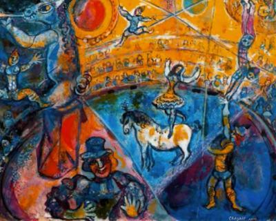 Chagall - Circus