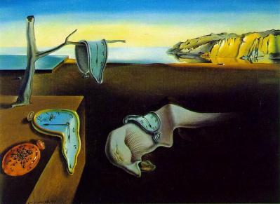 Dali - Melting Clocks