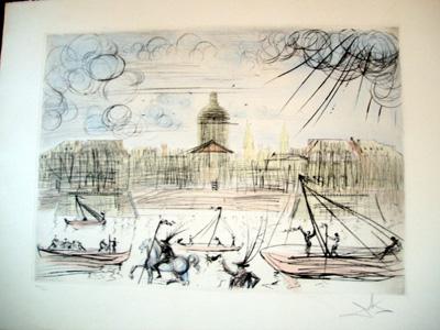 Salvador Dali - Academy des Beaux Arts