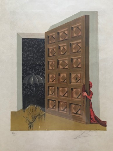 Dali - The Will of the Wisp