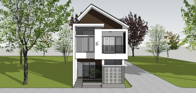 Rumah Hoek 7 x 12 (2)