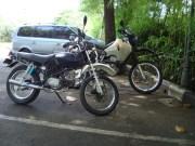 Honda Win 100 DRZ