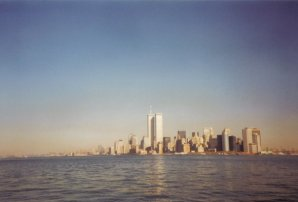 My first trip to New York in 1997.