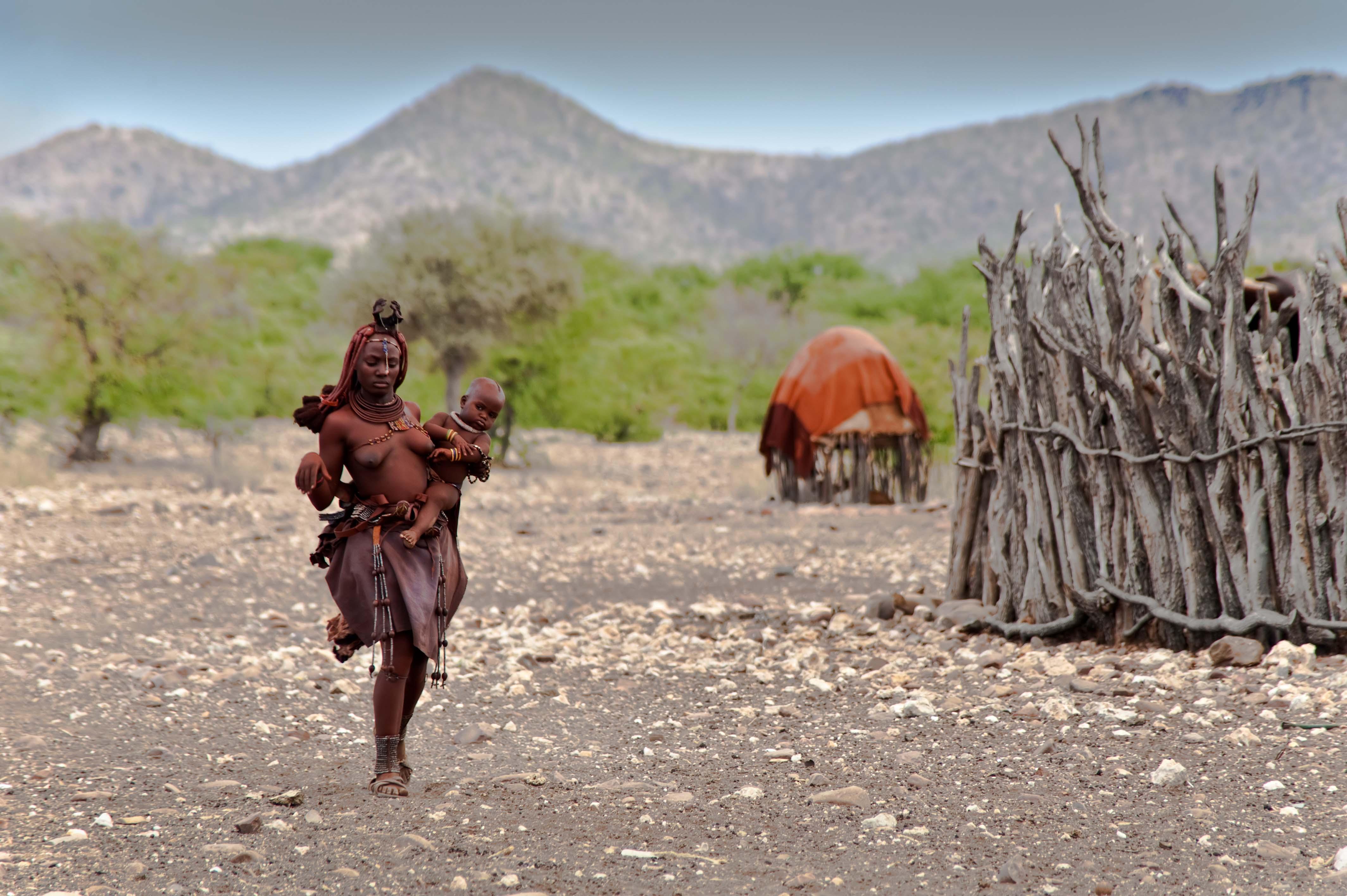 People Of Namibia Bengt Bjurstrm Photography