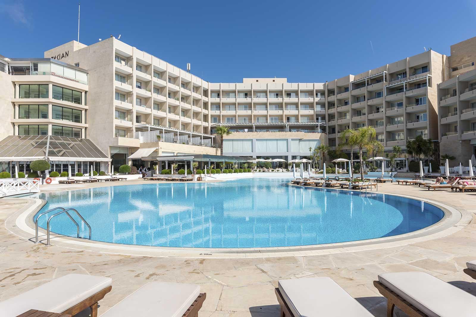 Ayia Napa. Cyprus