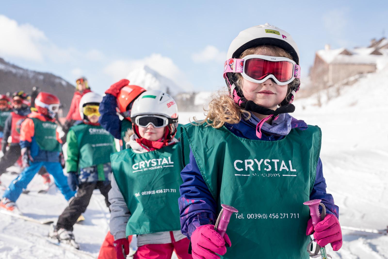 Crystal Ski, Italy
