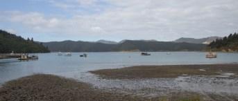 Boats in Robin Hood Bay