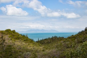 View of Townsville from Magnetic Island