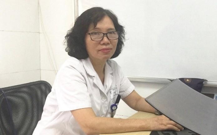 Bác sĩ Chuyên khoa II Ngô Thị Mai Xuân