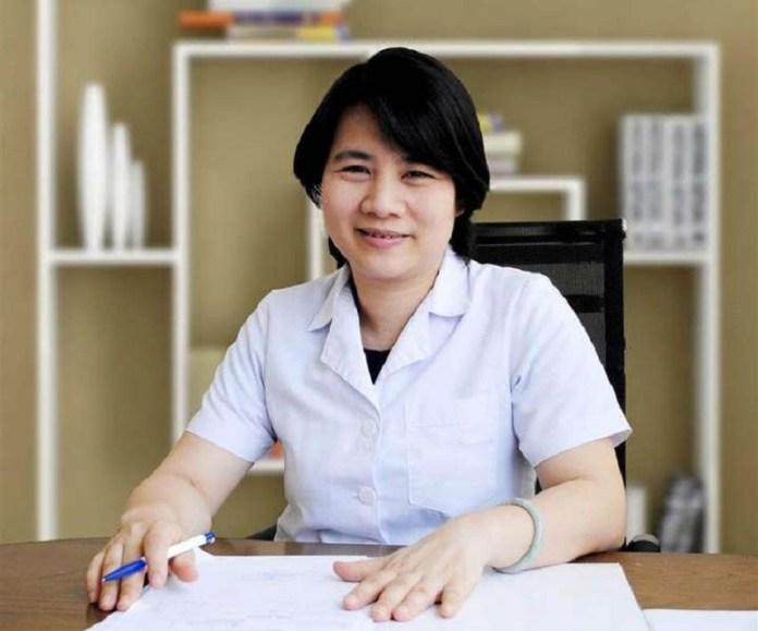 Phó Giáo sư, Tiến sĩ Vũ Thị Thanh Huyền