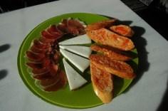Gastronomía en Beceite