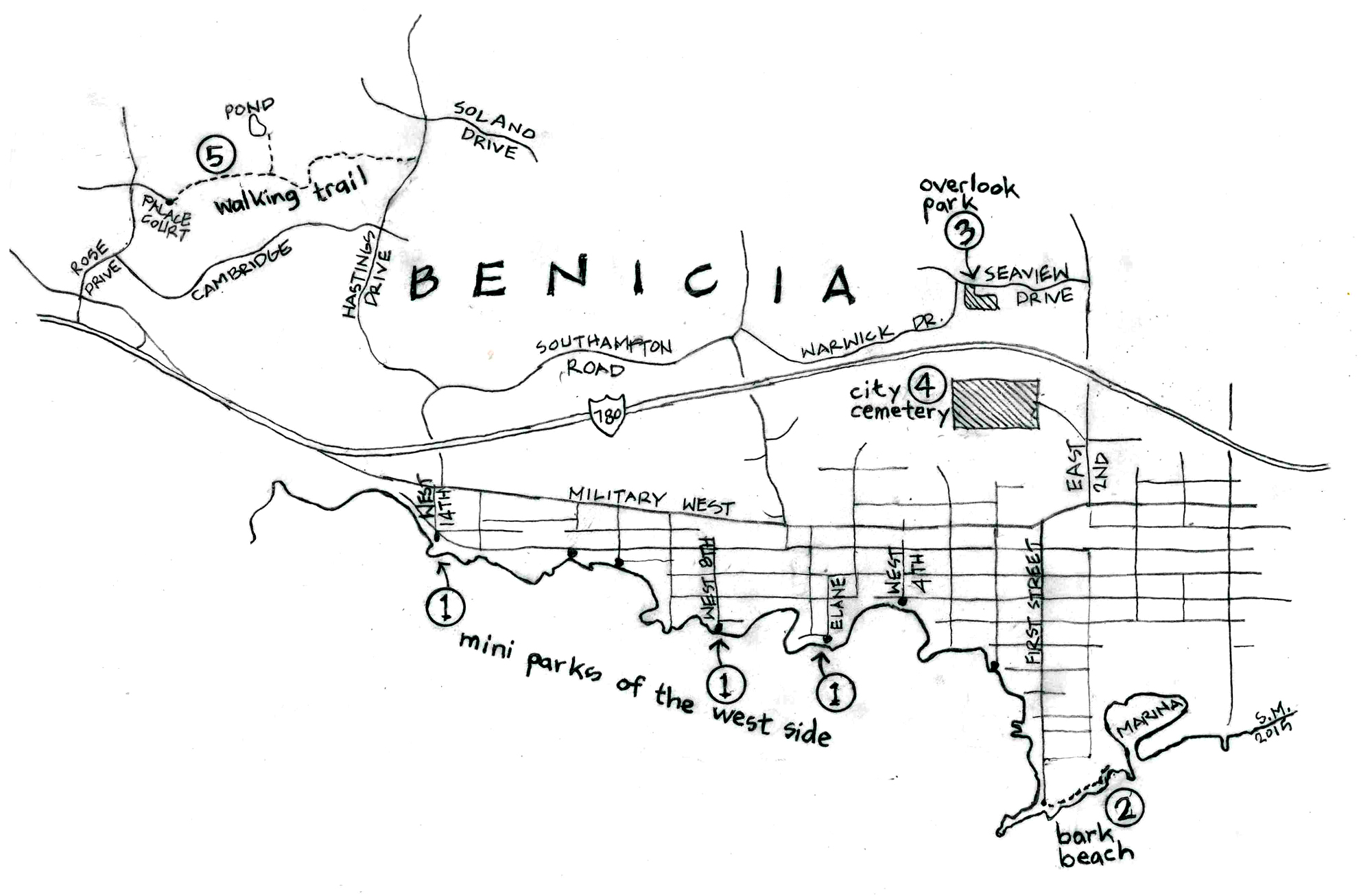 Architalk 5 Of The Coolest Places In Benicia That You Re Not Visiting