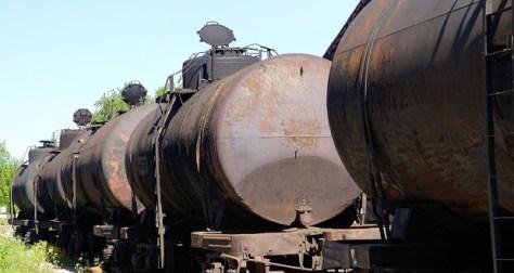 oil tank cars