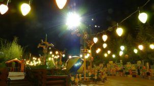Una noche en Disneyland Paris