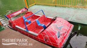Barca de Spiderman