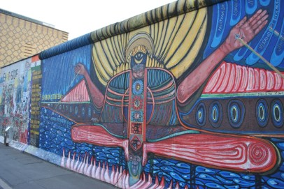 Street Art Eastside Gallery