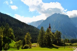 The village Obernberg