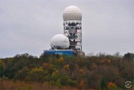 Surveillance of the past, Teufelsberg