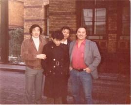 Teh Li, Teh Hsing, Ted and Teh Wei
