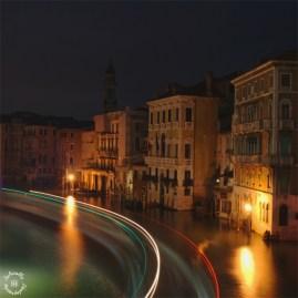 The view from Ponte di Rialto