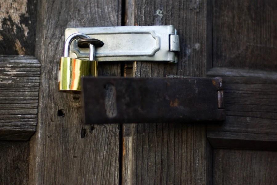 Als de ene deur op slot is, gaat er een andere deur open