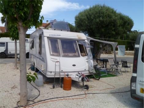 Camping La Torreta Caravans For Sale