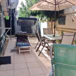 Caravan And Awning For Sale On Camping Villamar