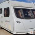 Touring Caravan And Awning Benidorm