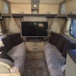 Touring Caravan Benidorm