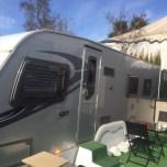 Touring Caravan For Sale In Benidorm