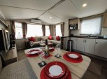 Swift Loire Mobile Home For Sale on Camping Almafra Campsite Spain