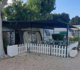 Touring Caravan For Sale On Camping Florantilles