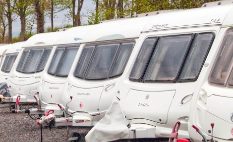 Benidorm Caravan, Motorhome & Vehicle Storage