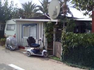 Caravan In Benidorm