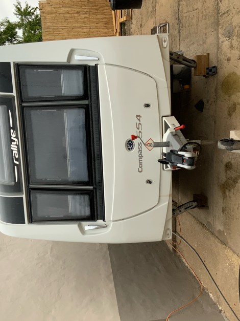 Used touring caravan for sale in Alicante, Spain