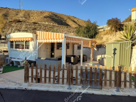 Preowned static caravan for sale on El Campello