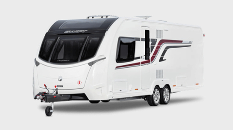 A Touring Caravan For Sale In The UK